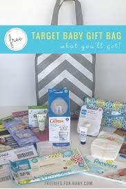baby gift registry free target gift registry baby welcome bag 71 value