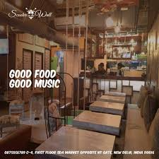 scooter on the wall restaurant new delhi india 104 reviews
