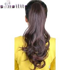 Clip In Blonde Hair Extensions by Online Get Cheap 18 Inch Blonde Hair Extensions Aliexpress Com