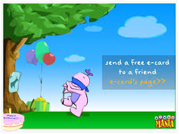 free ecard email birthday cards free