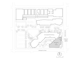 Internet Cafe Floor Plan Medgar Evers College Library Of The City University Of New York