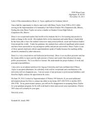sample recommendation letter for higher studies gallery letter