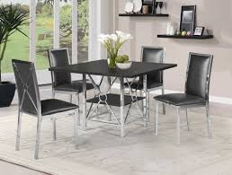 orren ellis bramble 5 piece dining set u0026 reviews wayfair