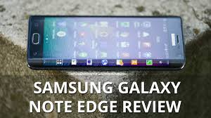 wallpaper for note edge screen samsung galaxy note edge review youtube