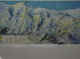 Jackson Hole Map Trail Maps Then And Now Jackson Hole Whistler Blackcomb U0026 Loon