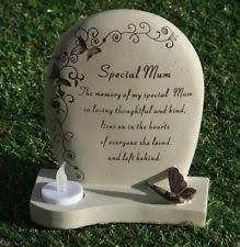 memorial tea light candle holder memorial angel tea light candle holder mum graveside tribute