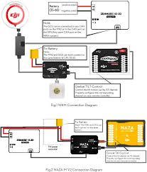 dji naza zenmuse wiring diagram google search fpv flying