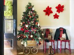 tree martha stewart decorated christmas trees decoration ideas