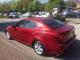lexus is 220d for sale in yorkshire lexus is220d td 4 door 2008 manual u0026 sat nav great condition