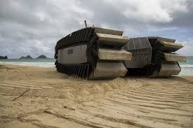 amphibious vehicle military new amphibious assault vehicle marine corps monster veterans