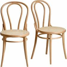 chaises thonet variations sur la chaise thonet