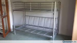 canape lit superpose canapé lit superposé a vendre à châtelet 2ememain be