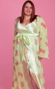 peignoir sets bridal plus size susan gown and robe set