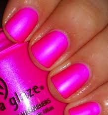 25 best neon pink nail polish ideas on pinterest peacock nails