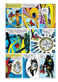 138 Best Funny Stick Figures - marvel abstract entities eternity strange tales 138 1965 page