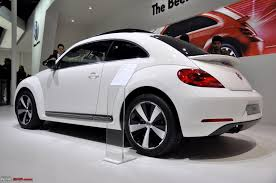volkswagen xl1 sport volkswagen beetle xl1 u0026 others auto expo 2012 team bhp