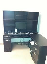 realspace magellan corner desk and hutch bundle amazing realspace magellan l shaped desk and hutch best home