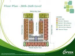 Supermarket Floor Plan by Green Residences Floor Plan Layout
