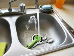 Both Sides Of Kitchen Sink Clogged by The Most Efficient Solution For A Clogged Kitchen Sink Kitchen
