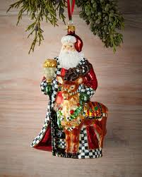 mackenzie childs donner s keeper ornament