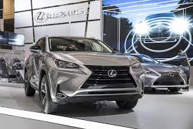 lexus calgary lease luxury suv sales surge in canada u s the globe and mail