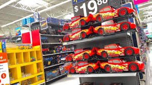 cars 3 toys hunting super walmart live toy hunt for new disney