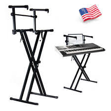 Proline Keyboard Bench Piano Stand Ebay