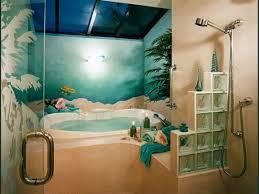 Ocean Themed Bathroom Ideas Bathroom Wallpaper High Definition Cool Tropical Bathroom Decor