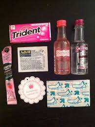 bachelorette gift bags best 25 bachelorette survival kits ideas on