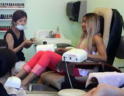 ciara photos photos ciara gets her nails done in west hollywood