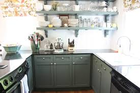 Green Kitchen Cabinets Green Kitchen Cabinets Eclectic Kitchen Fine Paints Of