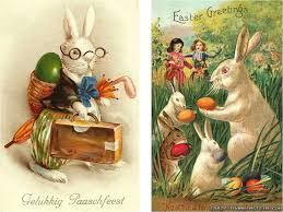 the story of easter bunnies and easter eggs