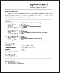 cv title examples resume title sample sample resume with professional title for job