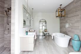 Pne Prize Home 2014 Transitional Bathroom Vancouver By