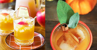 Non Alcoholic Thanksgiving Beverages 8 Thanksgiving Cocktails Cinnamon Spice U0026 Er U0027thing Candystore Com