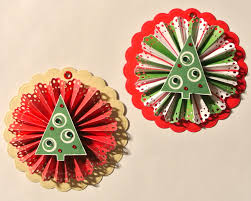 paper whims tree rosette tags