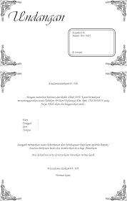 template undangan format cdr ogseven blog