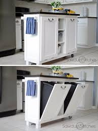 island ideas for small kitchen the kitchen rustic island storage cart wheeling intended for