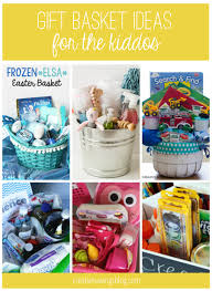 children s easter basket ideas gift basket ideas for everyone on your list