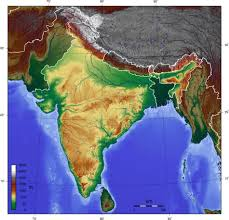 India Maps by Rivers And Lakes India Map Maps Of India