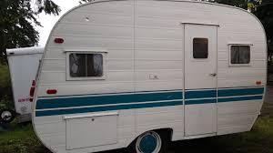 1954 jewel camper trailer for sale