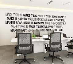 Ideas To Decorate An Office Image Result For Quotes On Office Walls Marcone Pinterest