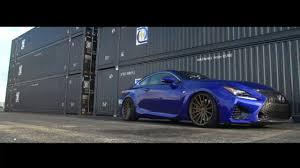 lexus rc f gordon ting lexus rc f vossen tuning car youtube