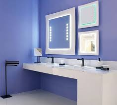 Bathroom Mirrors With Lights by 137 Best Led Lighting For Bathrooms Images On Pinterest Room