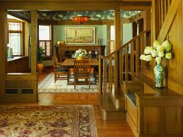 craftsman style homes interiors home design ideas