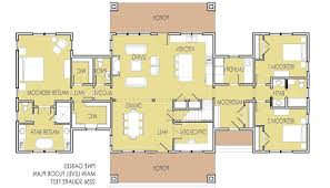 small guest house floor plans one bedroom home designs 25 one bedroom house apartment plans 1
