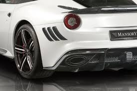mansory ferrari the new ferrari f12 based mansory stallone is revealed autoevolution