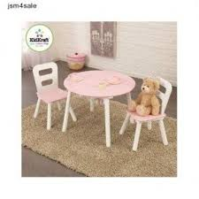 Plastic Table And Chairs Round Toddler Table And Chairs Foter