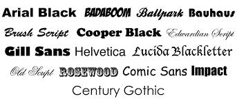 Good Fonts For Resumes  good resume font  good resume  great web     happytom co