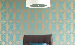 geometric wallpaper for magic moments op art design wall decor
